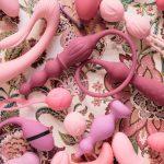 僅有老濕機才知道女孩兒的性玩具全是玫紅的